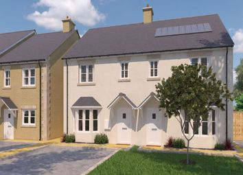Thumbnail 3 bed semi-detached house for sale in Kingsdale Court, Broadway