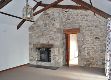 Thumbnail 1 bed cottage to rent in Woodlands, Ivybridge