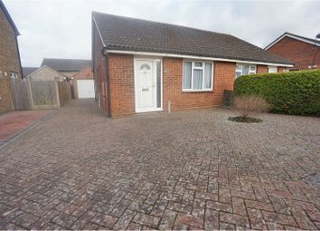 Thumbnail 2 bed semi-detached bungalow for sale in Coleridge Close, Hitchin