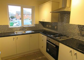Thumbnail 2 bedroom semi-detached house to rent in Medlock Crescent, Spalding, Lincolnshire