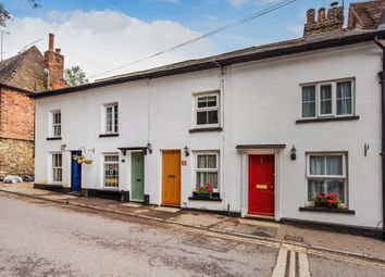 Thumbnail 2 bed terraced house for sale in Church Road, Sundridge