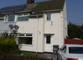 Thumbnail 3 bed semi-detached house to rent in 5th Avenue, Hull