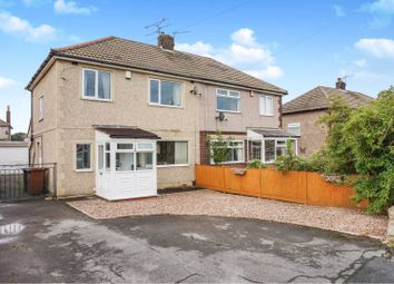 Thumbnail 3 bed semi-detached house for sale in Wrose Grove, Bradford