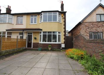 Thumbnail 3 bed semi-detached house for sale in Talbot Drive, Southport