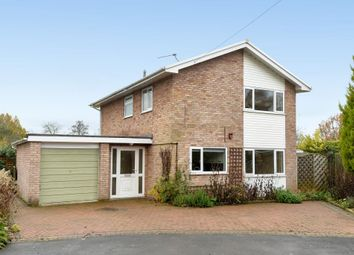 Thumbnail 4 bed detached house for sale in Luston, Leominster