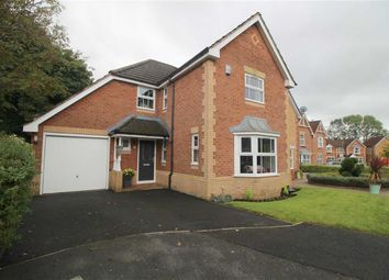 Thumbnail 4 bed detached house for sale in Rowangate, Fulwood, Preston