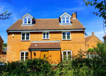 Thumbnail 5 bed detached house to rent in Hillbeck Grove, Middleton, Milton Keynes