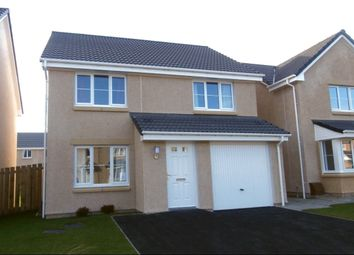 Thumbnail 4 bedroom detached house to rent in Linkwood Court, Elgin