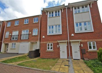 Thumbnail 4 bed town house for sale in Sarah Avenue, Sherwood, Nottingham