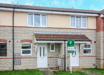 Thumbnail 2 bed property for sale in Wedmore Close, Frome