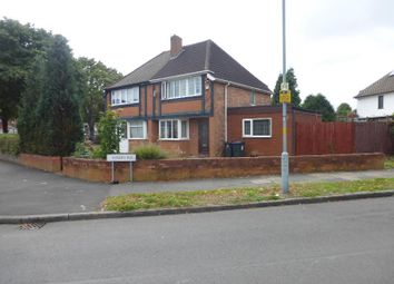 Thumbnail 3 bed semi-detached house to rent in Fowey Road, Hodge Hill, Birmingham