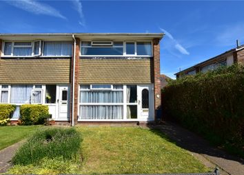 Thumbnail 2 bed end terrace house for sale in The Tynings, Lancing, West Sussex