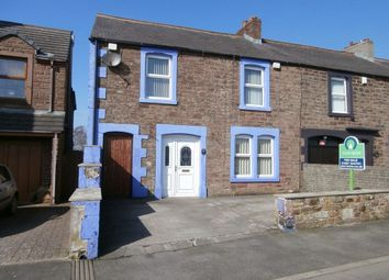 Thumbnail 4 bed property for sale in Park Road, Aspatria, Wigton