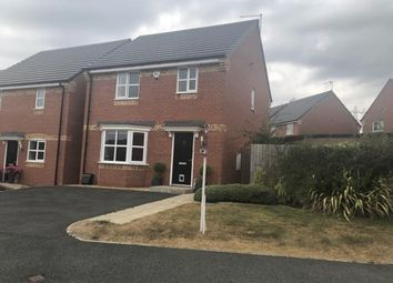 Thumbnail 3 bed detached house for sale in Sandiacre Avenue, Stoke On Trent, Staffordshire