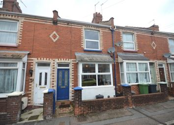Thumbnail 2 bed terraced house to rent in Fords Road, Exeter, Devon