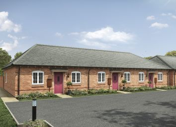Thumbnail 2 bed terraced bungalow for sale in The Estly, Earl's Walk, New Lubbesthorpe