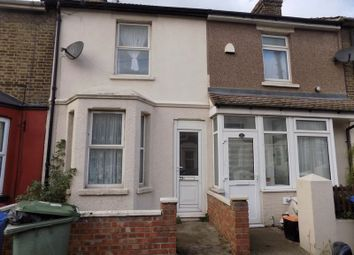 Thumbnail 2 bed terraced house to rent in Gordon Avenue, Queenborough