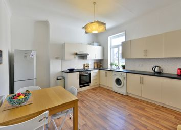 Thumbnail 4 bed flat to rent in Belmont Road, London