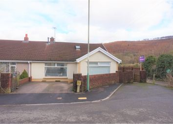Thumbnail 4 bed semi-detached bungalow for sale in Lon Yr Afon, Caerphilly