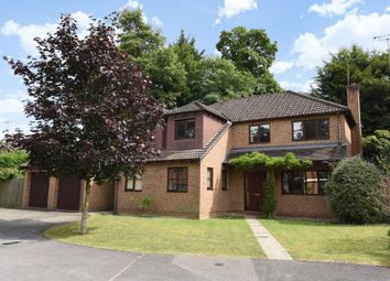 Thumbnail 4 bed detached house for sale in Crowthorne, Berkshire