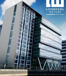 Thumbnail Office to let in Princes Dock, Liverpool Waters, Liverpool, Merseyside