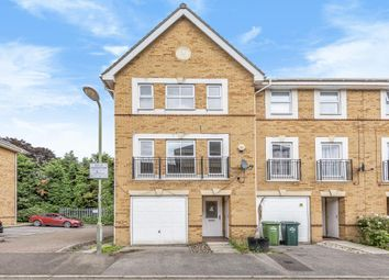 Thumbnail 4 bed town house for sale in Sunbury-On-Thames, Middlesex