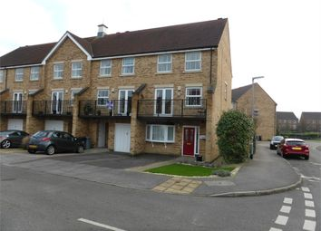 Thumbnail 4 bed end terrace house for sale in 2 Coriander Drive, Bourne, Lincolnshire