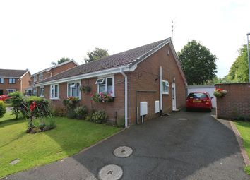 Thumbnail 2 bed semi-detached bungalow for sale in Murdishaw, Runcorn, Cheshire