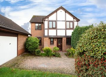Thumbnail 3 bed detached house for sale in 3 Kentwell Drive, Macclesfield