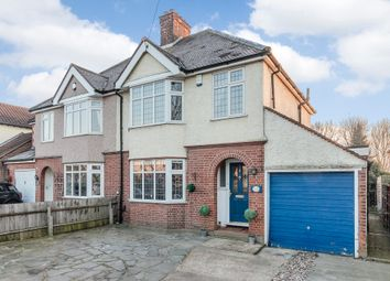 Thumbnail 3 bed semi-detached house for sale in Lodge Lane, Grays