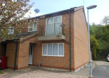 Thumbnail 1 bed flat to rent in The Fairways, Scunthorpe