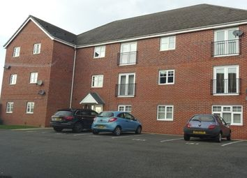 Thumbnail 2 bed flat to rent in Windrush Close, Pelsall