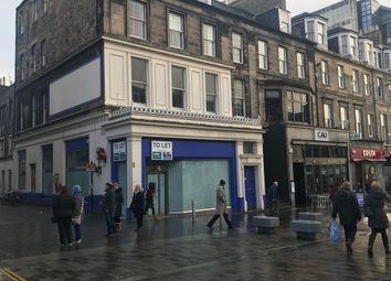 Thumbnail Retail premises to let in 19 Castle Street, Edinburgh