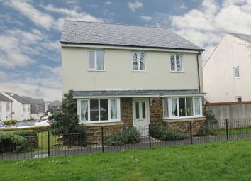 Thumbnail 4 bed detached house for sale in Lulworth Drive, Widewell