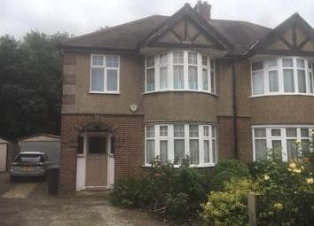 Thumbnail 3 bed semi-detached house for sale in Fairfield Crescent, Edgware