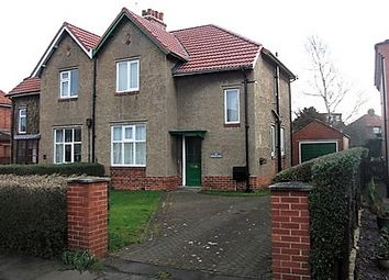 Thumbnail 3 bed semi-detached house for sale in Ainderby Road, Northallerton