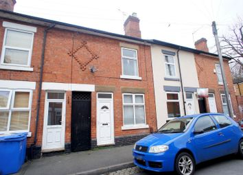 Thumbnail 2 bedroom terraced house to rent in Leyland Street, Derby