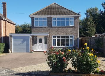 Thumbnail 3 bed detached house for sale in Sherwood Drive, Spalding