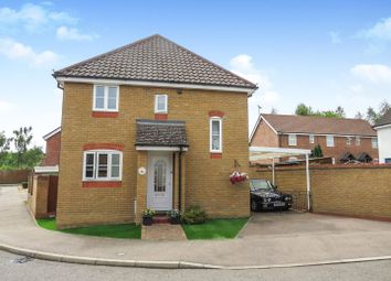 Thumbnail 3 bed detached house for sale in Market Grove, Great Yeldham, Halstead