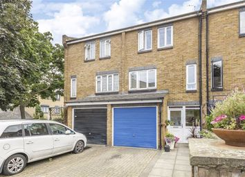 Thumbnail 4 bed terraced house for sale in Gatehouse Square, London