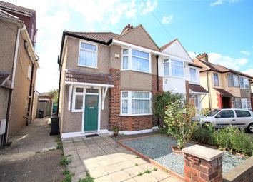 Thumbnail 3 bed semi-detached house for sale in Hogarth Gardens, Heston