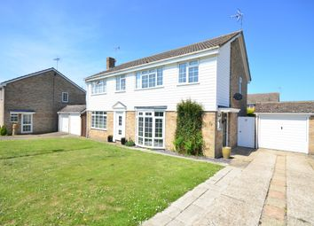 Thumbnail 3 bed semi-detached house to rent in Blenheim Avenue, Faversham