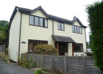 Thumbnail 4 bed detached house to rent in Stokeinteignhead, Newton Abbot