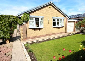 Thumbnail 2 bed detached bungalow for sale in Portland Drive, Gillow Heath, Staffordshire