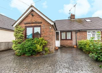 Rectory Lane, Byfleet, West Byfleet KT14. 4 bed semi-detached bungalow