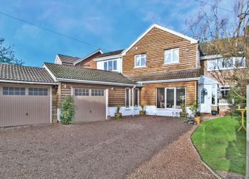 Thumbnail 5 bed detached house for sale in Redditch Road, Stoke Heath, Bromsgrove