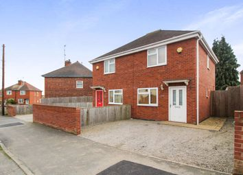 Thumbnail 2 bed semi-detached house for sale in Downing Crescent, Bedworth