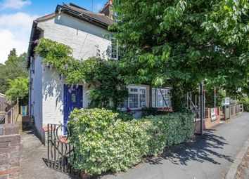 Thumbnail 3 bed terraced house to rent in Station Road, West Byfleet
