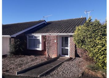 Thumbnail 2 bed semi-detached bungalow to rent in Roffords, Woking