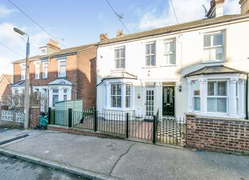 Thumbnail 4 bedroom semi-detached house for sale in Elmhurst Road, Dovercourt, Harwich
